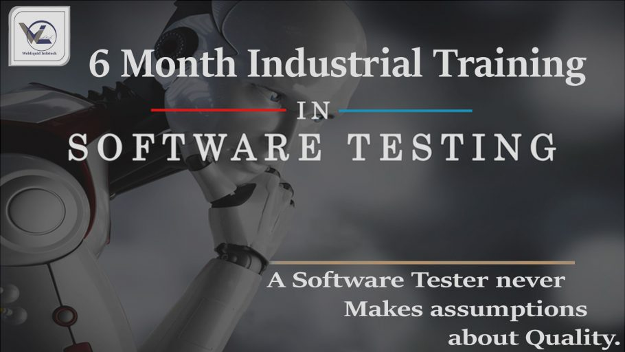 6 months software testing training in chandigarh - Webliquidinfotech