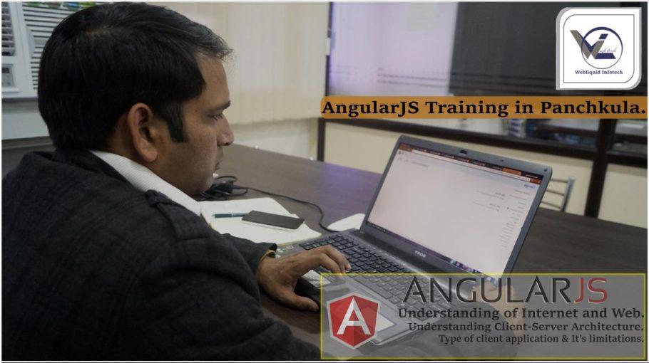 ANGULAR JS Training in Panchkula - Webliquidinfotech
