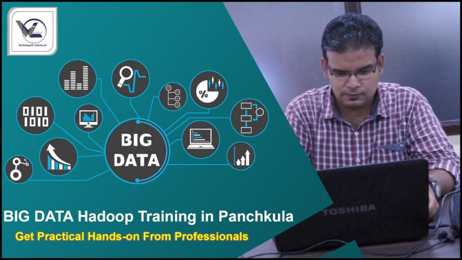 Big Data Hadoop Training in Panchkula - Webliquidinfotech