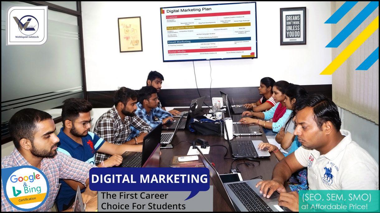 Digital marketing course in chandigarh
