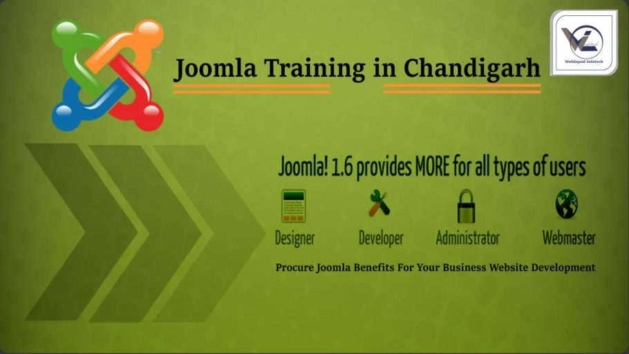 Joomla Training in Chandigarh - Webliquidinfotech
