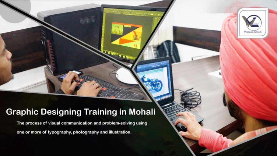 Graphics Designing Training in Mohali - Webliquidinfotech