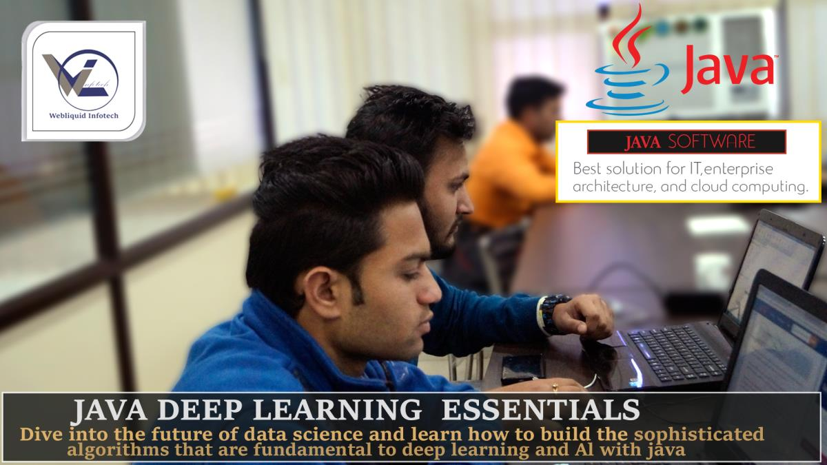 java training in chandigarh - Webliquidinfotech