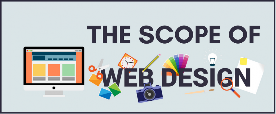 the scope of web designing