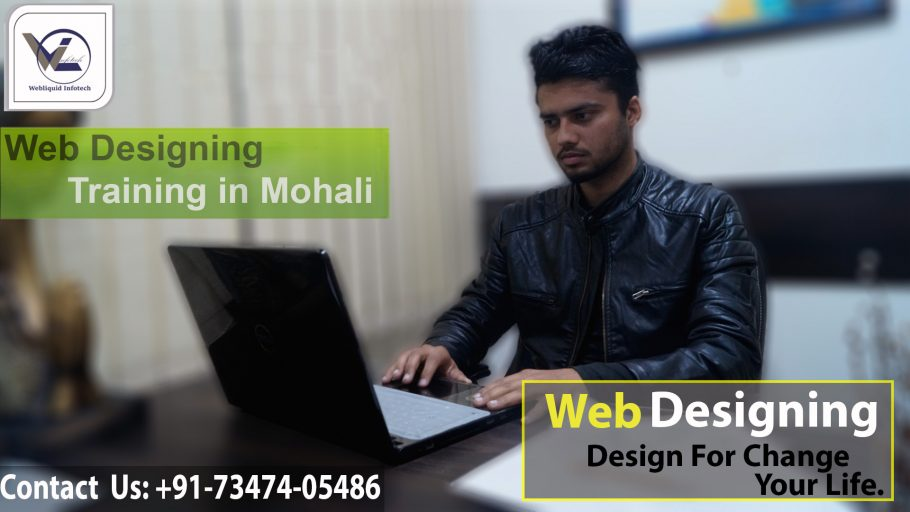 web Designing in mohali - Webliquidinfotech