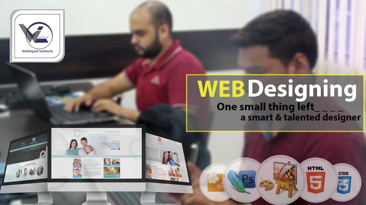 web designing Training in chandigarh - Webliquidinfotech