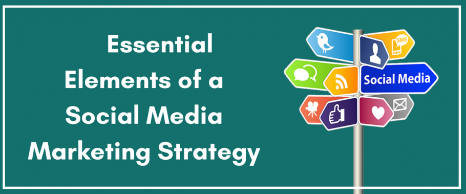 Essential Elements of a Social Media Marketing Strategy