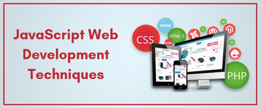 JavaScript Web Development Techniques