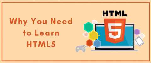 Why You Need to Learn HTML5 (1)
