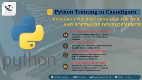 Python Training in Chandigarh - webliquidinfotech