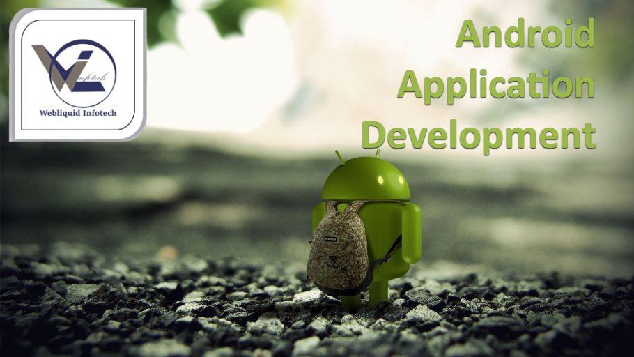 android-training-in-chandigarh - Webliquidinfotech