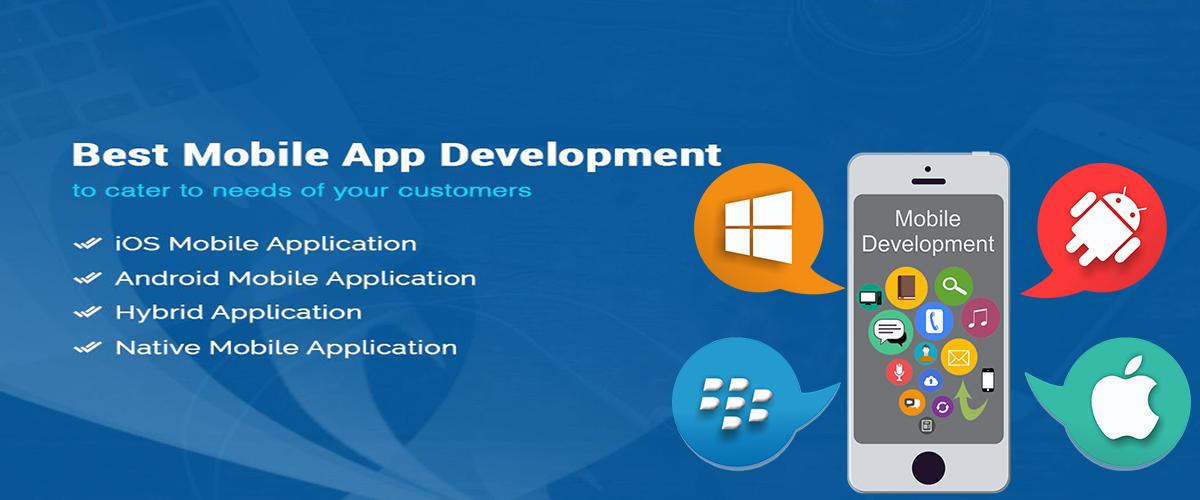 mobile app development - Webliquidinfotech