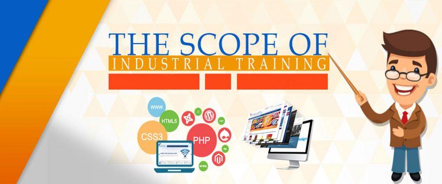 The Scope of Industrial Training - Webliquidinfotech